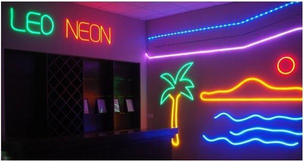 Djerba Led Neon Flex Djerba Fluides