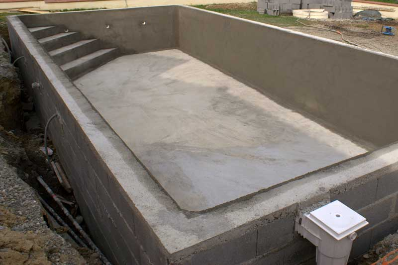 Djerba piscine en b ton djerba fluides for Forme piscine beton